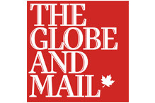 logo globe and mail
