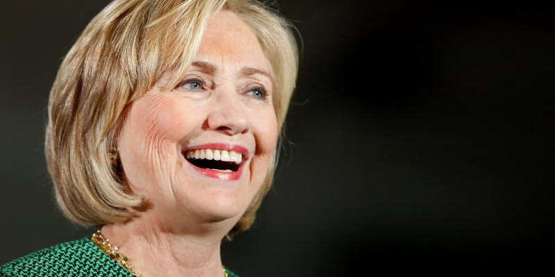 Hillary Clinton values independence
