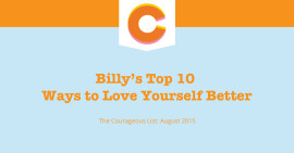 Love Yourself Blog Feature